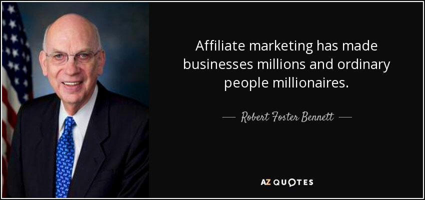 Is affiliate marketing value
