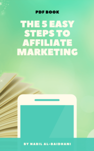 The 5 easy steps to affiliate marketing