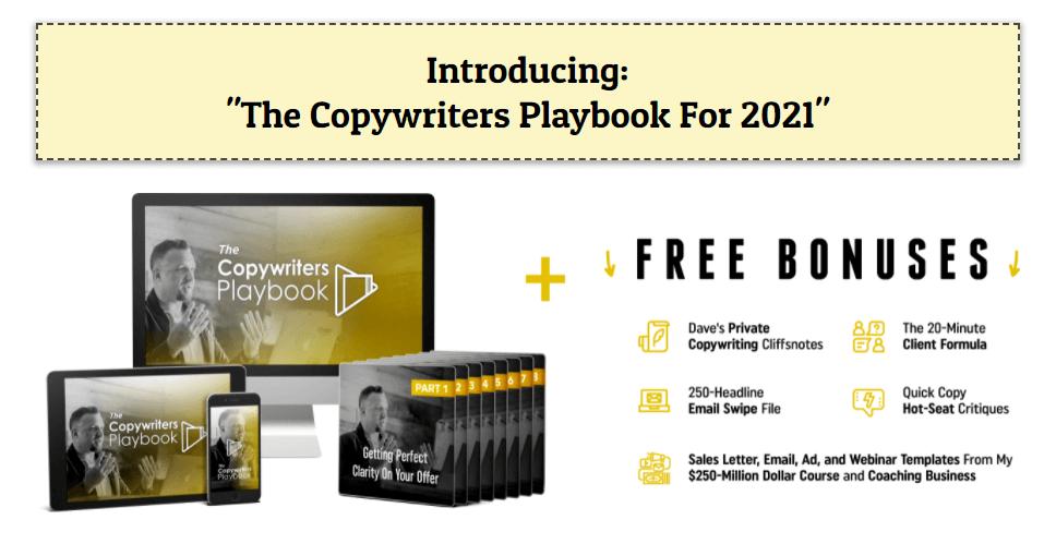 Copywriter's playbook